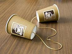 Becher-Telefon
