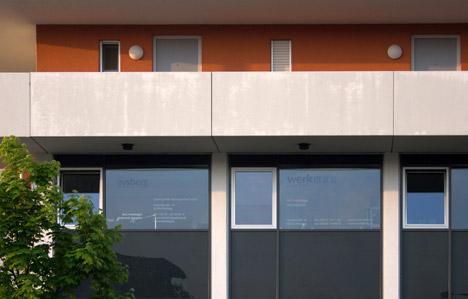 Fensterfront Aysberg Internetagentur Freising